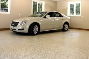 Garage Floor Concrete Coatings