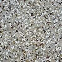 concrete coating color pebble beach